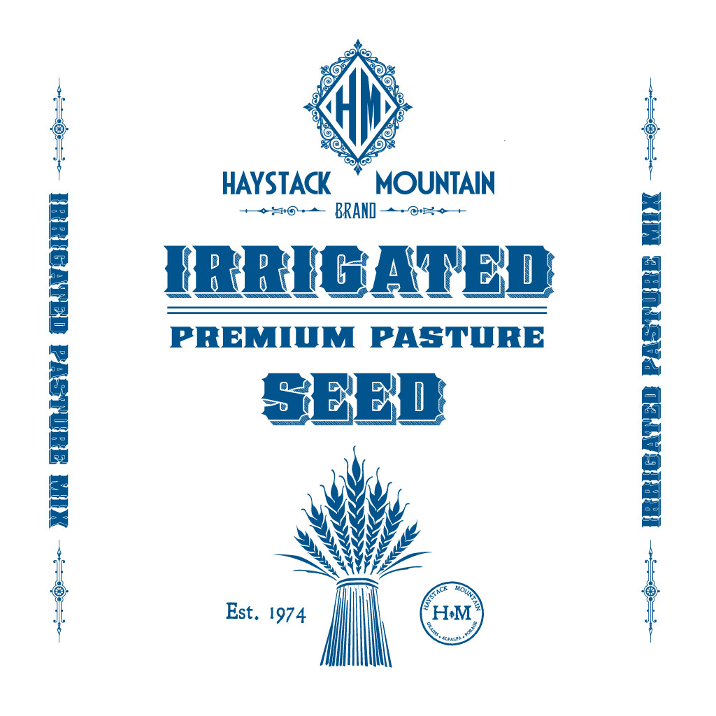 Irrigated pasture mix